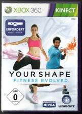 Kinect YOUR SHAPE FITNESS EVOLVED Fitness Trainer Game-xBox 360-gioco