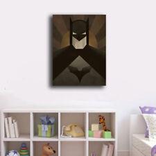60×80×3cm Framed Canvas Prints Hero Batman Wall Art Home Decor Kids Painting