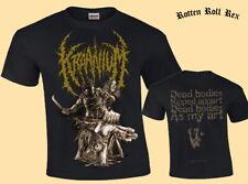 KRAANIUM - Dead Bodys Ripped Appart - T-Shirt (Pathology, Epicardiectomy)