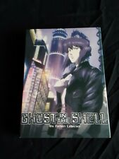 Ghost In The Shell Perfect Collection Dvd Vol 1-3 Disc Anime Gatefold Edition