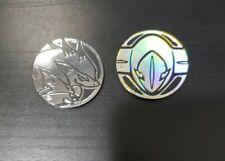 Zoroark RAREB Sharpedo OtBG Promo Pokemon Flip Coin TCG Original Authentic Coins