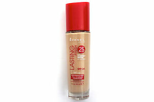 Rimmel Lasting Finish 25H Foundation With Comfort Serum - Please Choose Shade: