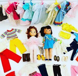 Vintage 1979-81 Fisher Price My Friend JENNY Doll  lot