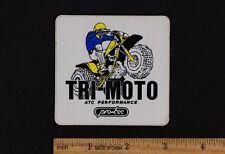 PRO-TEC TRI-MOTO ATC PERFORMANCE Vintage STICKER Decal Yamaha YTZ250 TRI-Z YT175