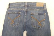 Uncharted Territory Womens Jeans Size 26 Straight Leg Medium Wash Stretch