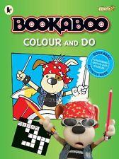 Bookaboo couleur et Do __ Cahier d'activités __ TOUT NOUVEAU __
