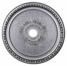"32"" PEWTER COLOR CEILING MEDALLION CHANDELIER DINING LIVING ROOM FOYER BEDROOM"