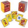 Chinese Mahjong Playing Cards - 144-Card Deck with Classic Rules & Storage Box