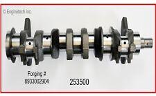 CRANKSHAFT W/ BEARINGS FITS: 1991-2002 JEEP AMC 150 2.5L L4 CHEROKEE WRANGLER
