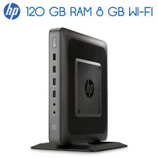 Mini PC Desktop HP SSD 120 GB Ram 8 GB WIFI USB 3.0 Windows 10 Pro Free Office