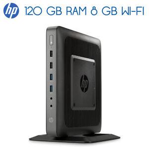 Mini PC Desktop HP SSD 120 GB Ram 8 GB WIFI USB 3.0 Windows 10 Pro Free Office