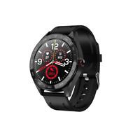 Smartwatch Q30 Herzfrequenz Puls Uhr Blutdruck Fitness Sport Tracker Android iOS