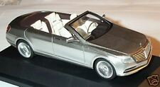 "wonderful  PR-modelcar Mercedes-Benz ""Concept Ocean Drive"" 2006 - silver - 1/43"