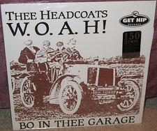 HEADCOATS WOAH Bo in Garage LP NEW gories mummies billy childhish mighty caesars