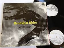 Brooklyn Rider - Seven Steps AUTOGRAPHED by Band (NM-) Double Vinyl 2012 LP