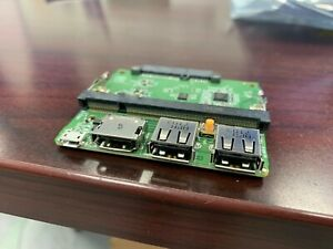 Raspberry Pi Compute Module IO Board - SATA + HDMI + 2xUSB (WD Labs)