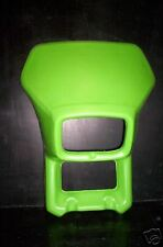 1983-1988 Kawasaki KDX 200, 83/84 KDX 250 Headlight Holder Green