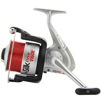 Lineaeffe Silk Full Size Beachcasting / Beach / Sea Fishing Reel With Line