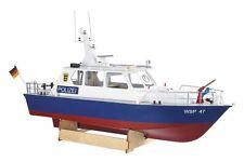 Krick Polizeiboot WSP47 Bausatz - 20360