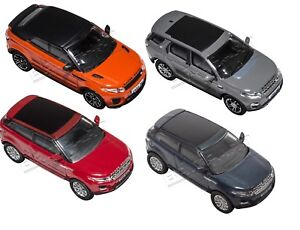 1/76 DISCOVERY/ SPORT RANGE ROVER / EVOQUE / L405 DIE CAST MODEL IDEAL GIFT