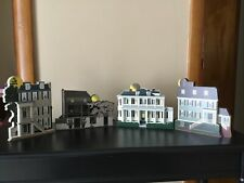 Shelia'S Ghost Houses - Lot Of Four