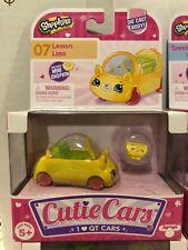 Shopkins Cutie Car Lemon Limo