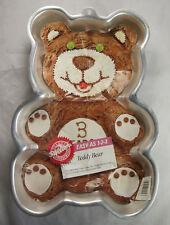 Teddy Bear Cake Pan from Wilton 9402
