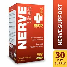 Nerve Shield Support for a Healthy Myelin Sheath and Nerve Structure 60 Count