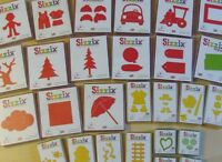 SIZZIX Assorted RED Dies~ Many Rare or RETIRED~NO CASE~~CHOICE~~ 2