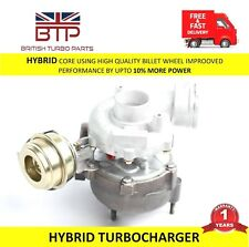 Turbocharger BILLET UPGRADED HYBRID TURBO 758219 AUDI A6 VW PASSAT  2.0TDI BRE
