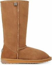 EMU Women's Sheepskin Boots, Chestnut, 6 B(M) US