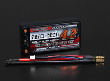 Turnigy nano-tech Shorty 4200mah 2S2P 65~130C Hardcase Lipo Pack (ROAR APPROVED)