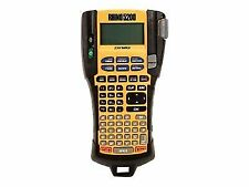 Dymo Rhino 5200hck 5200 Thermal Industrial Label Maker Kit Yellow