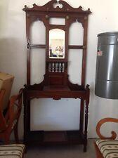 Antique Hallstand in excellent condition.