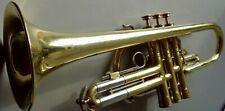 Buescher Super 400 cornet trumpet Kornett Trompete