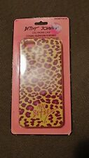 Betsey Johnson Cell Phone Case 56551 - I-phone 5 & 5s- NEW Sealed  Cheetah