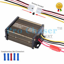 DC Golf Cart RV Voltage Reducer 36V 48V Step Down Reduce to 12V 240 Watt 20 Amp