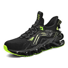 Mens Autumn Athletic Walking Blade Running Tennis Shoes Fashion Sports Shoes