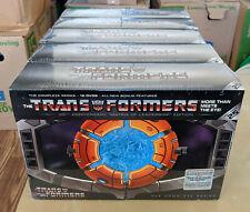 Transformers 25th Anniversary Matrix Of Leadership Edition 16 Dvd Set New & Rare