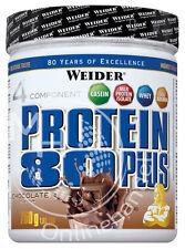 Protein 80 plus 750g - Weider Vanilla