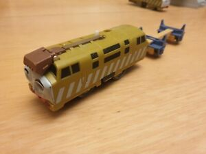 Thomas & Friends Trackmaster Motorized Diesel 10 Train Older Bigger Style!
