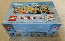 Lego Simpsons Minifigures Series 1 Sealed Box Mint
