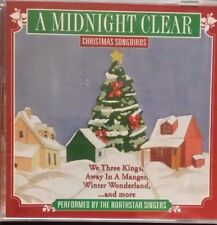 A Midnight Clear - Christmas Songbirds (CD, 1998) Performed by Northstar Singers