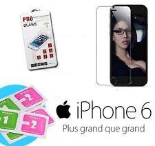 VITRE de PROTECTION VERRE TREMPE Film protecteur d' écran – Apple iPhone 6 Plus
