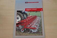 158899) Kongskilde Vibro Crop Hackgerät Prospekt 10/2003