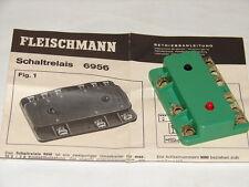 FLEISCHMANN ( 6956 ) RELAIS BIPOLAIRE DE PROTECTION DE ZONE   HO, N