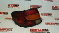 Driver Tail Light Sedan Quarter Panel Mounted Fits 00-02 SATURN S SERIES 341688