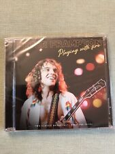 PETER FRAMPTON PLAYING WITH FIRE 2 X CD NEW SEALED