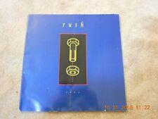 RUSH 1994 Counterparts Concert Tour Program Book!!!