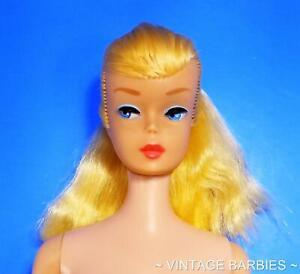 RARE Blond Swirl Barbie Doll #850 Excellent-  Vintage 1960's